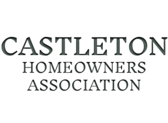 Castleton Homeowners Association Logo